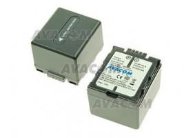 Baterie Avacom Panasonic CGA-DU14/CGR-DU14/ VW-VBD14, Hitachi DZ-BP14S Li-ion 7.2V 1500mAh 10.8Wh černá - neoriginální