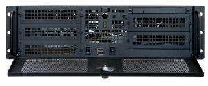 "CHIEFTEC rack 19"" 3U UNC-310RL-B 400W, černý"