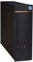 EUROCASE mini ITX WT-02, USB, AU, bez zdroje