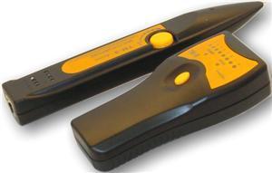 Síťový UTP kabel tester pro RJ45, RJ11,detekční s. (WS-TM-8)