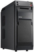 CHIEFTEC case Libra Series/Miditower, LF-01B-OP, Black, USB 3.0