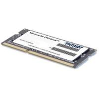 Patriot SO-DIMM DDR3 4GB, PC3-12800 1600MHz CL11