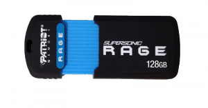 Patriot USB 3.0 disk Supersonic Rage 128GB, černý