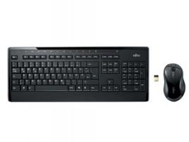 Fujitsu set wireless klávesnice+myš LX901 CZ/SK (S26381-K565-L404)