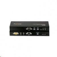 ATEN CE770 USB KVM Extender s Deskew function and RS232 300 m
