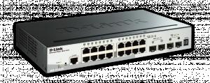 D-Link DGS-1510-20 Switch 16xGbit + 2xSFP + 2xSFP+