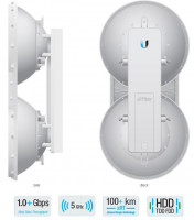 Ubiquiti airFiber 5U 5.7 - 6.2GHz Point-to-Point 1+Gbps Radio (AF5U)