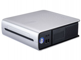 EUROCASE Mini ITX WP-01 DC/DC 90W, AC/DC Seasonic 60W adapter (ITXWP-01SB)