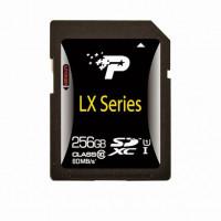 Patriot LX 256GB Secure Digital SDXC/ Class 10