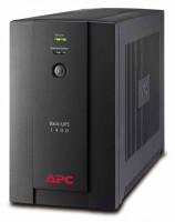 APC Back-UPS 1400VA (700W), AVR, české zásuvky