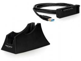 Delock Docking stanice SATA HDD > USB 3.0 (61858)