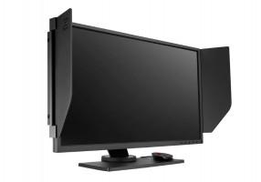 "BENQ MT LCD LED FF 24"" XL2540 DARK GREY,1ms,DCR 12 Mil:1,1920x1080 350 nits, DVI/HDMI/USB, high.adj, VGA/USB/DVI kabel"