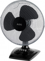 AEG fan VL 5529 black