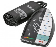 AEG Blood pressure monitor BMG 5677 black