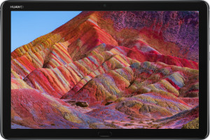 "HUAWEI MediaPad M5 Lite 10"" LTE, šedá"