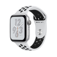 Apple Watch Nike+ Series 4 GPS 44mm Silver Alu Nike Band