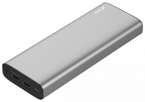XLAYER Powerbank PLUS MacBook 20100mAh vesmírná šedá