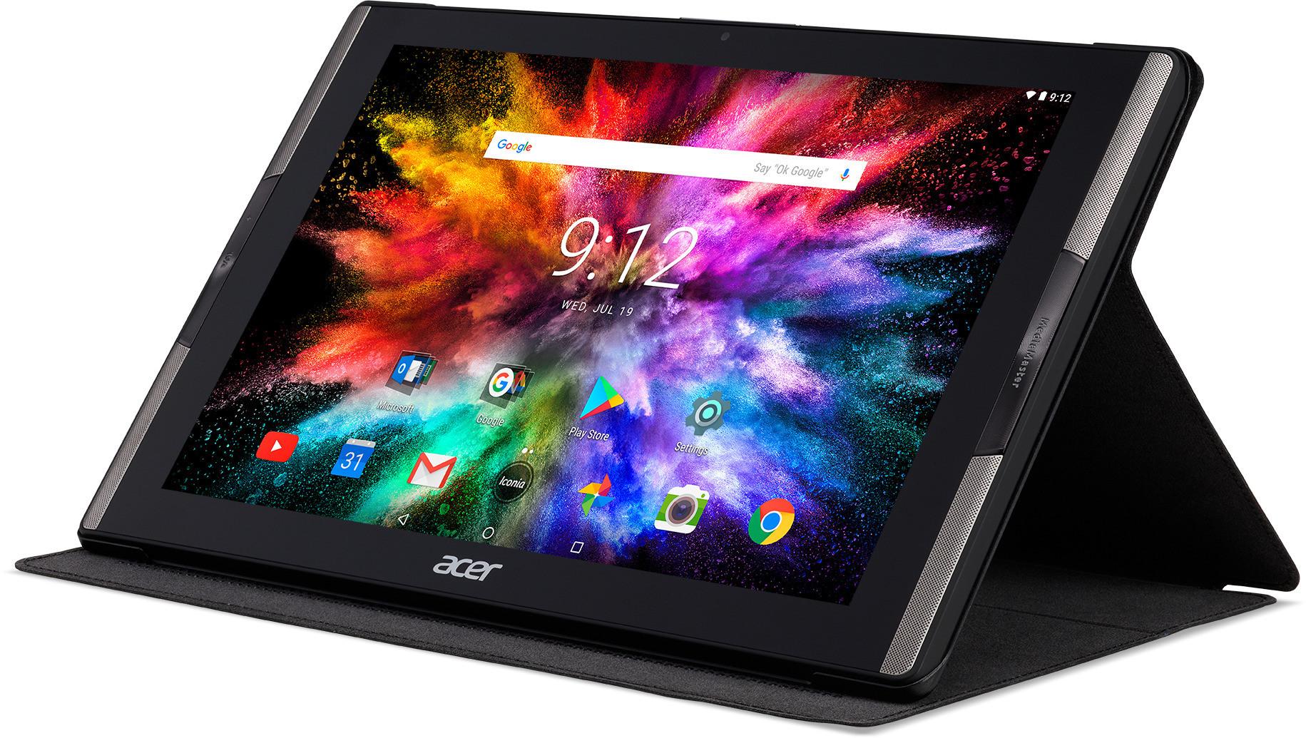 Acer Iconia TAB 10 Portfolio Case černá - NP.BAG1A.279 - AB-COM.cz