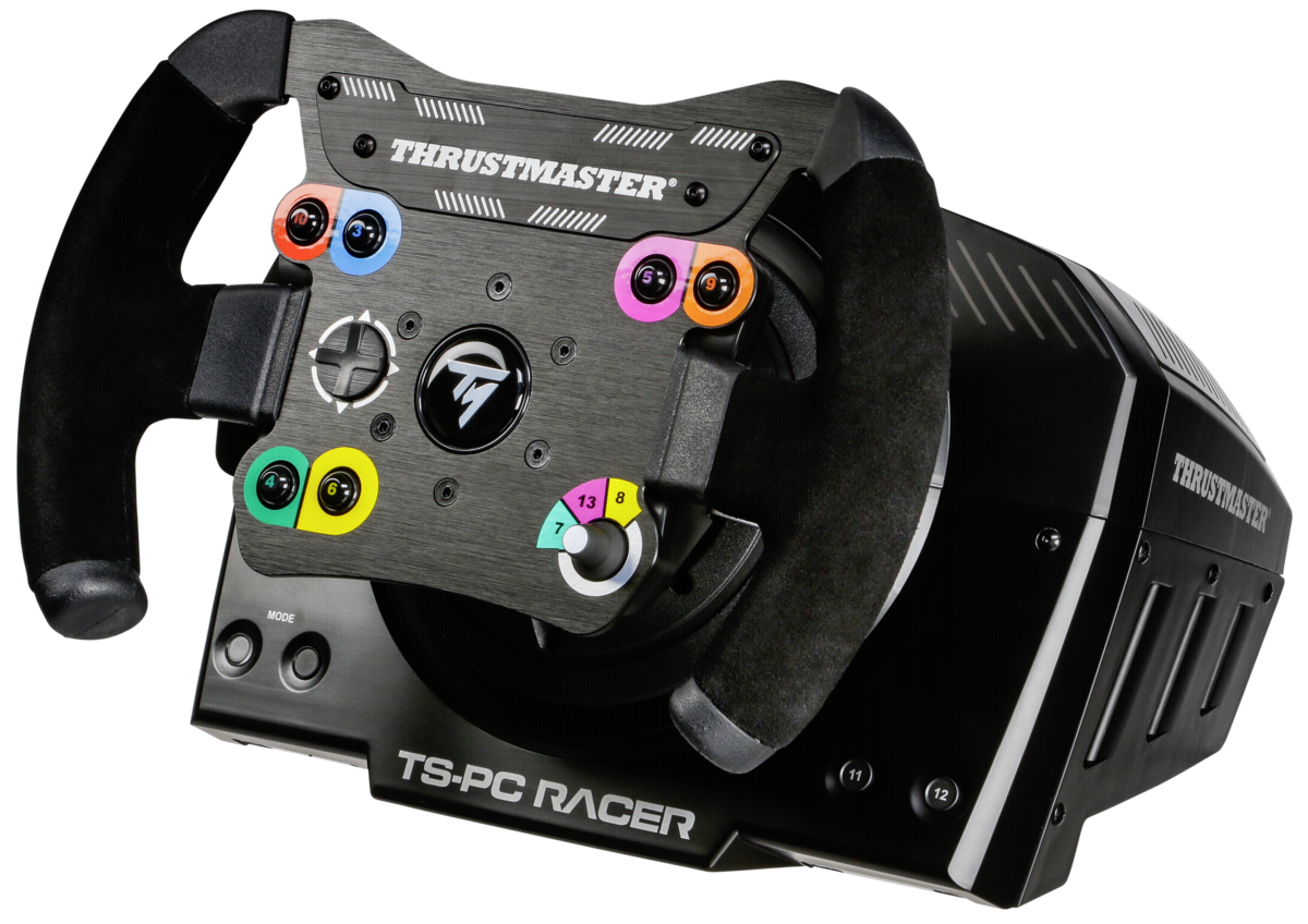 thrustmaster ts pc racer racing wheel ab. Black Bedroom Furniture Sets. Home Design Ideas