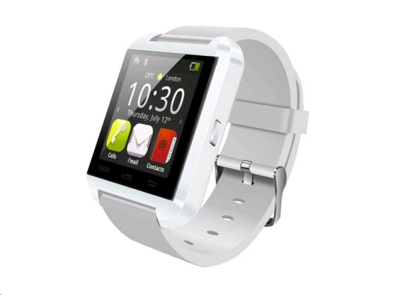 Erenbach Smartwatch DZ09 Bílá 63ac7465661